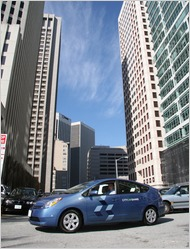New Car Share Program in SF…