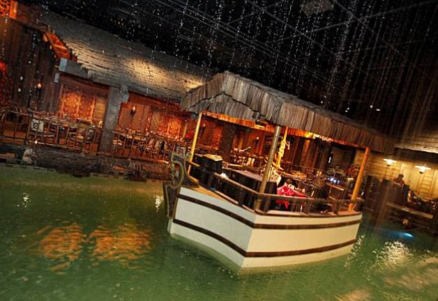 Where Else Can You See It Rain Indoors, Other Than the Tonga Room?