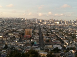 People Moving to San Francisco…that's good right?