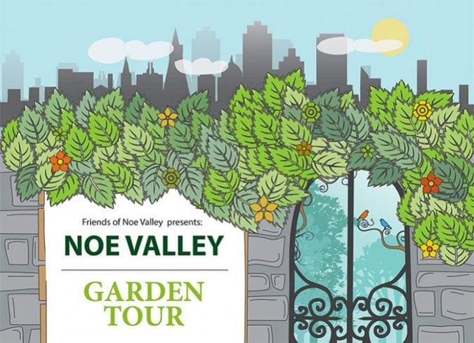 2017 Noe Valley Garden Tour – June 3rd