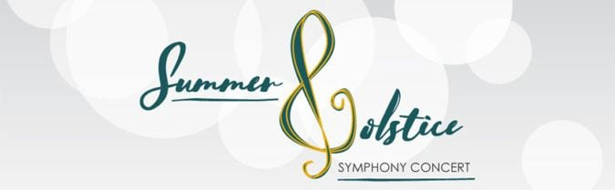 Summer Solstice Symphony Concert – June 21 2017