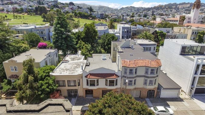 Mission Dolores House For Sale