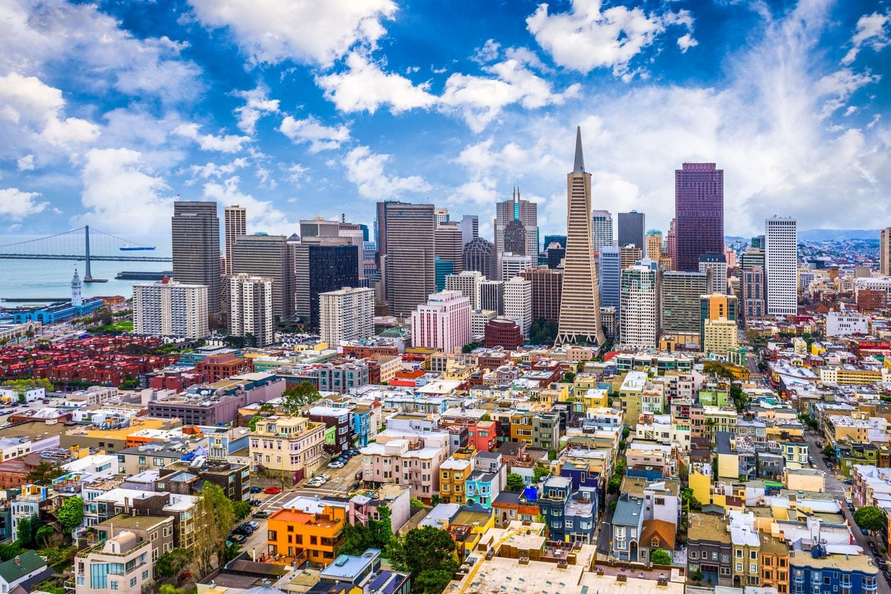 San Francisco Homes For Sale Way Down