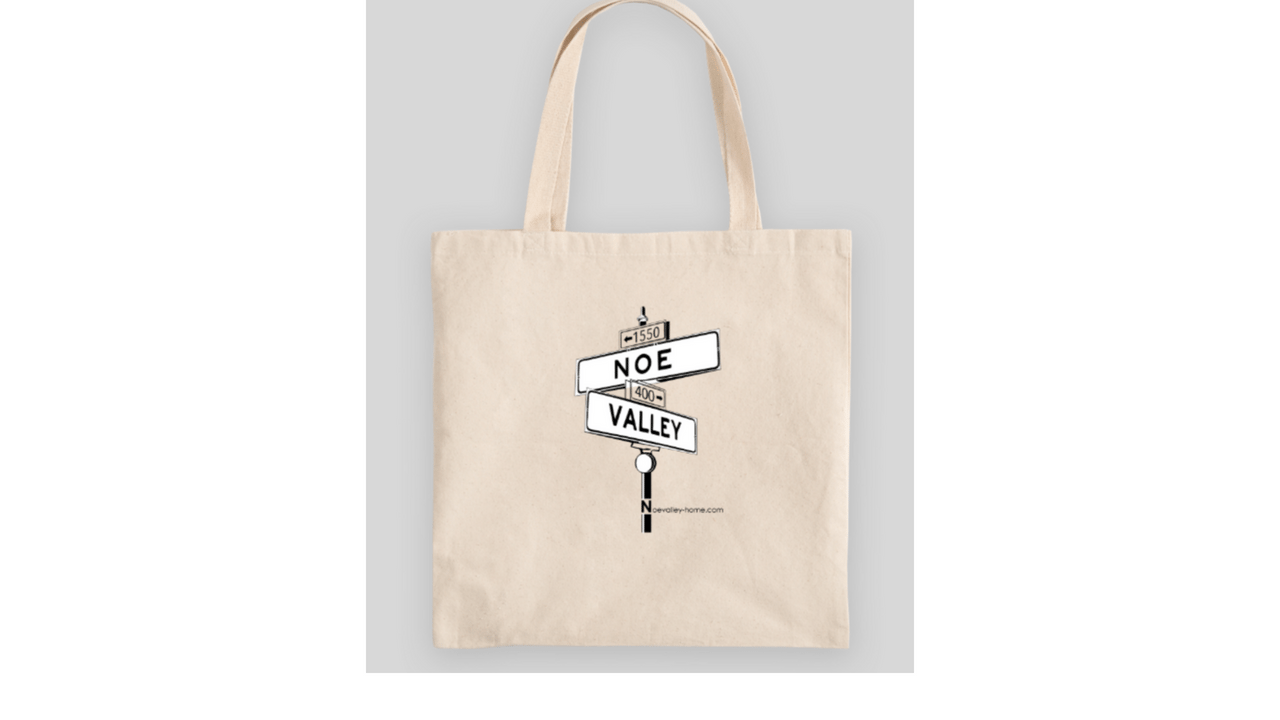 Noe Valley Cotton Bag