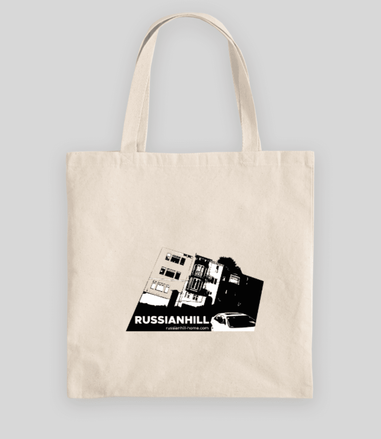 Russian Hill Cotton Bag